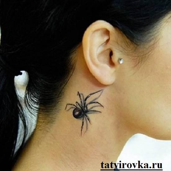 Тату-паук-и-их-значение-4
