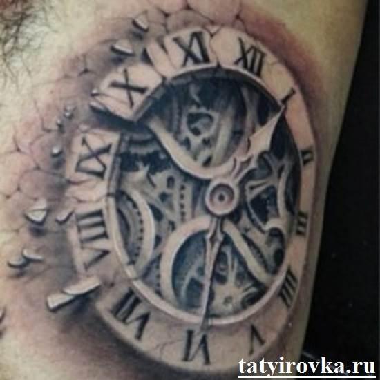Тату-часы-и-их-значение-18