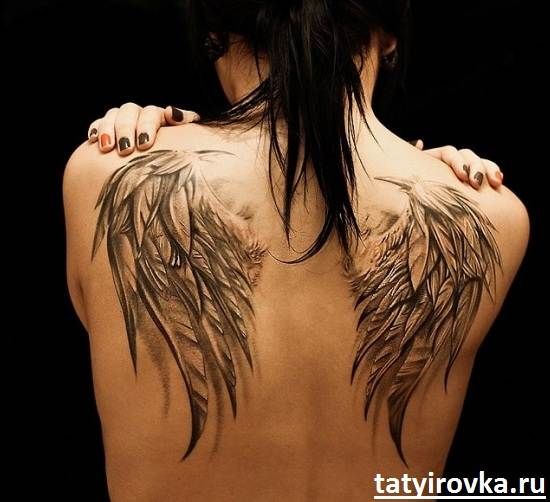 Тату-крылья-и-их-значение-2