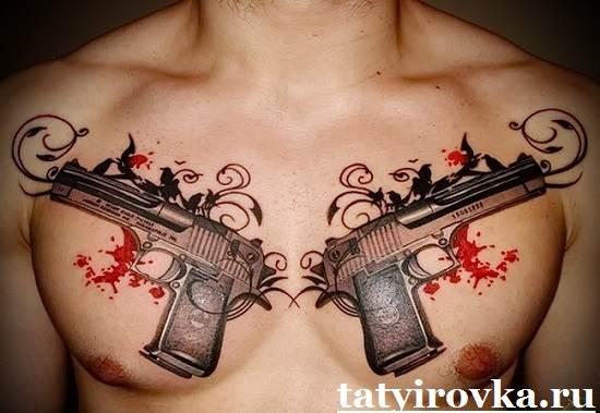 Тату-пистолет-и-их-значение-5