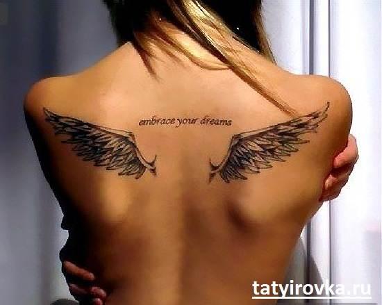 Тату-крылья-и-их-значение-3