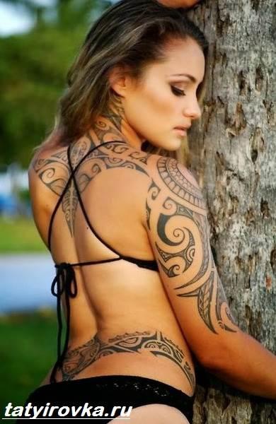 Тату-полинезия-и-их-значение-2