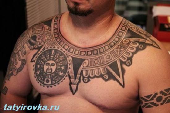 Тату-полинезия-и-их-значение-9